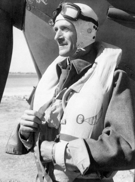 8 August 1940 worldwartwo.filminspector.com Air Vice Marshal Keith Park