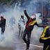 Ya son seis las víctimas fatales por las protestas en #Venezuela