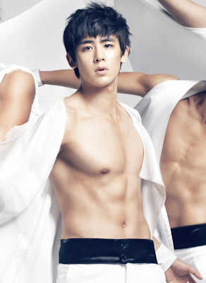 My FABE Music: Nichkhun of 2PM: Undeniably Cute and Adorable!