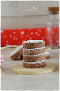 Mantecados de chocolate- Dulces que no pueden faltar en navidad