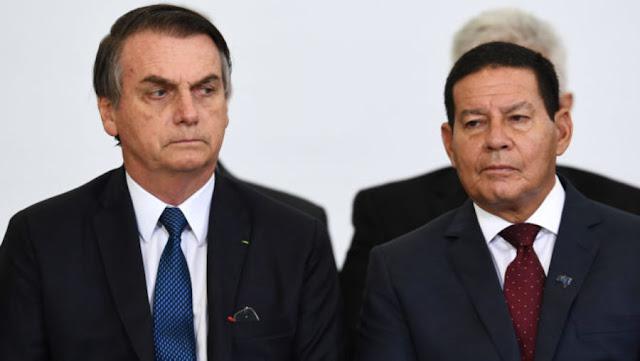 [Análise] Jornalista diz que Mourão estaria sendo preparado para derrubar Bolsonaro