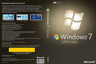 Windows 7 Ultimate 64 bit