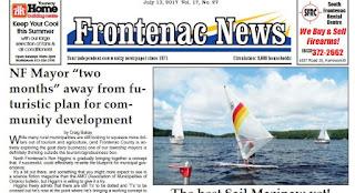 Frontenac News 13 July 2017