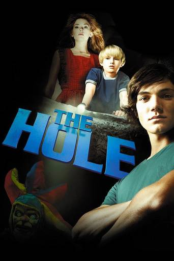The Hole (2009) ταινιες online seires oipeirates greek subs