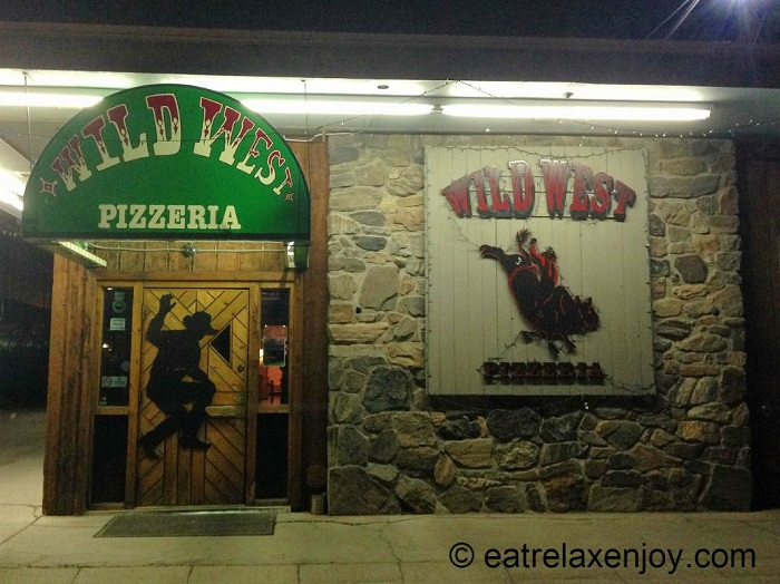 Wild West Pizzeria and Saloon  ב-West Yellowstone