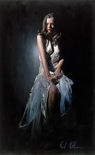 Rob Hefferan 1968 | British Figurative painter