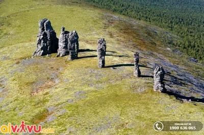Cao nguyên người đá Man Pupu Nyor tuyệt đẹp
