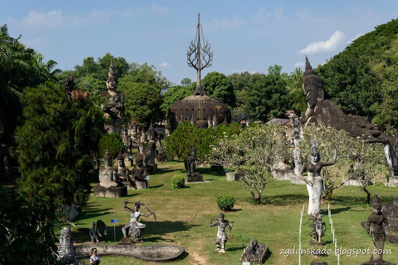 Budda Park - Wientian