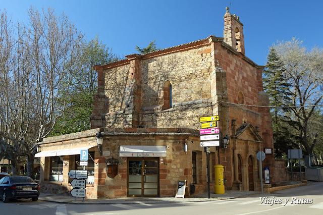 Ermita del Humilladero, Siguenza