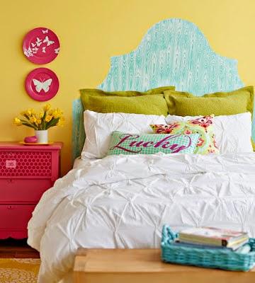 Cabecero de cama original