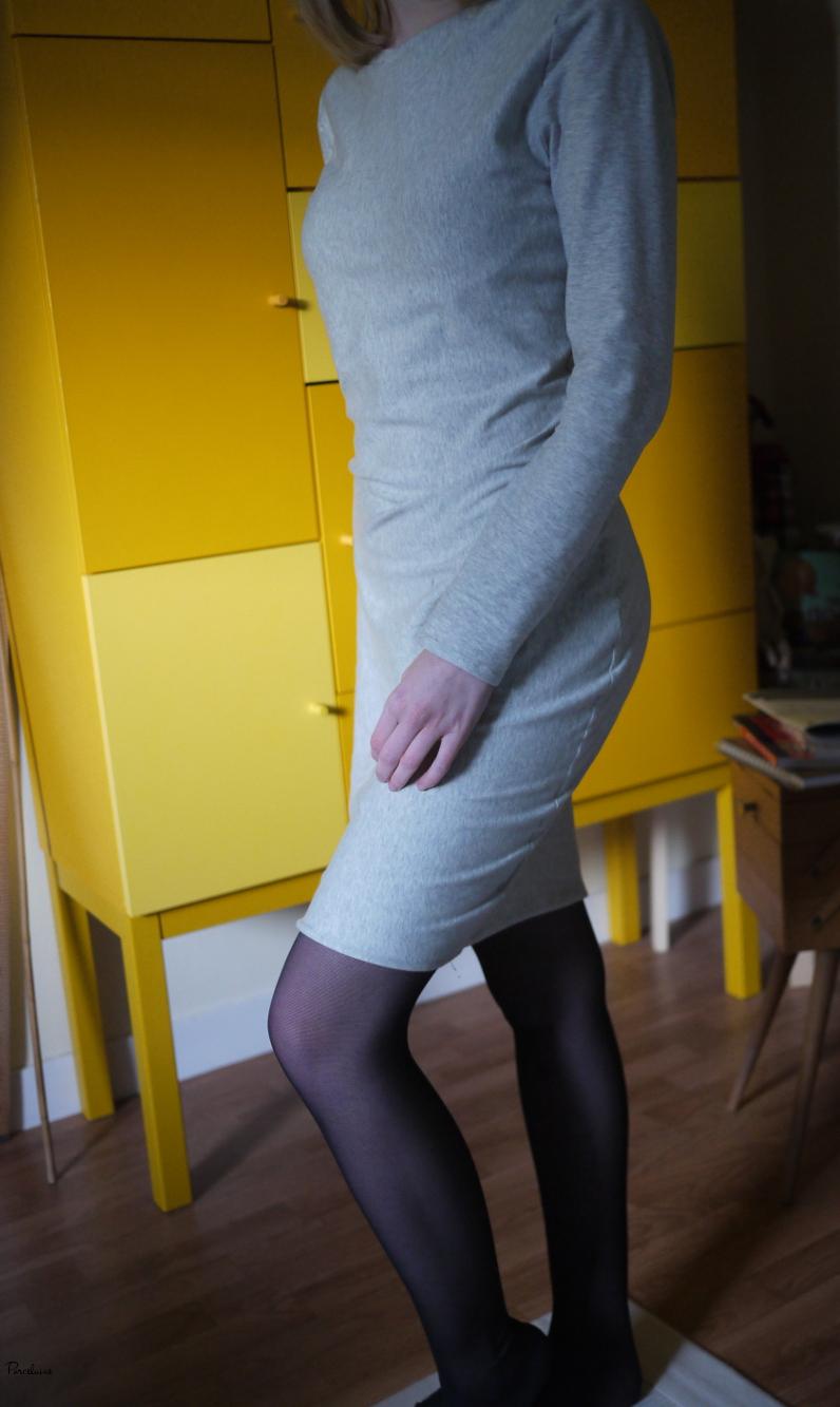 Robe Boann - UrbanFairy : First Jersey dress