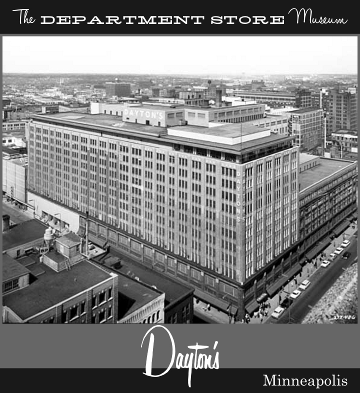Minneapolis Garage Builders News Construction Blog: The Department Store Museum: Dayton's, Minneapolis, Minnesota