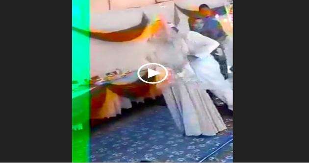 (Video) Suami kantoi kahwin lain senyap-senyap, isteri serang majlis persandingan