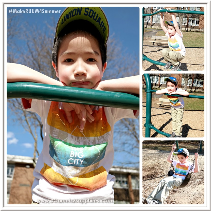 RUUM American Kids Wear spring and summer boys' fashions #MakeRUUM4Summer