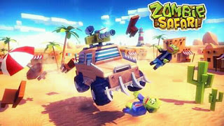 Zombie Offroad Safari Mod Apk Terbaru V1.2.0 For Android