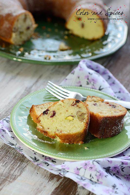 Fruit Nut Cake