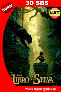 El Libro de la Selva (2016) Latino Full 3D SBS BDRIP 1080P - 2016