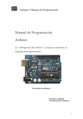 Libro Arduino PDF: Manual Programacion Arduino