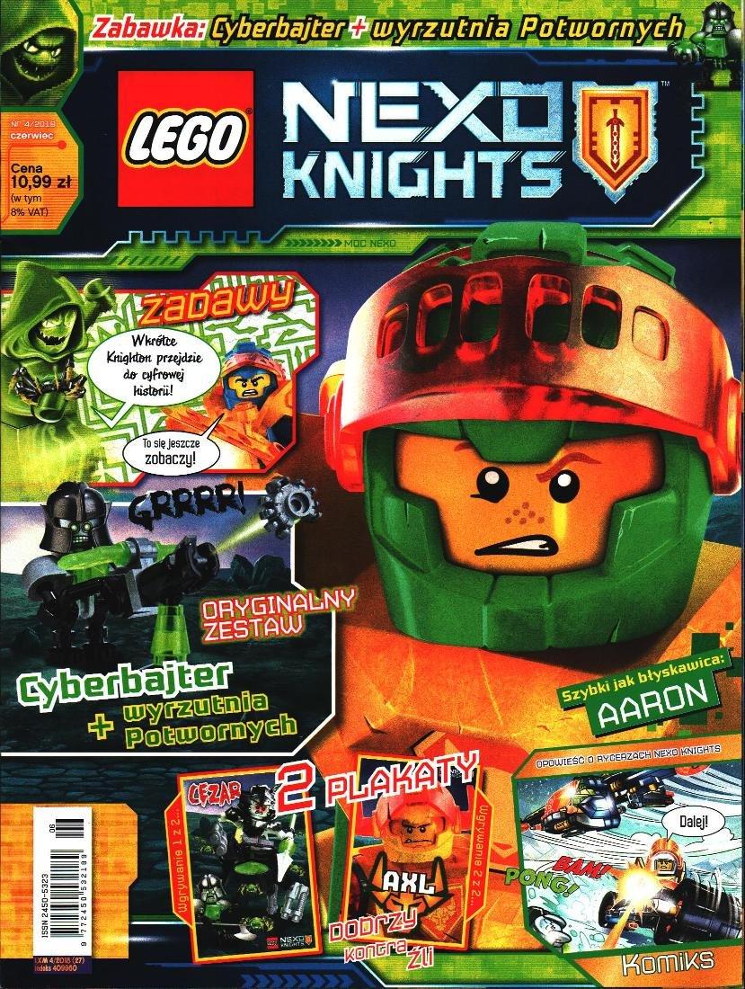 Lego Okazje Magazyn Nexo Knights 42018
