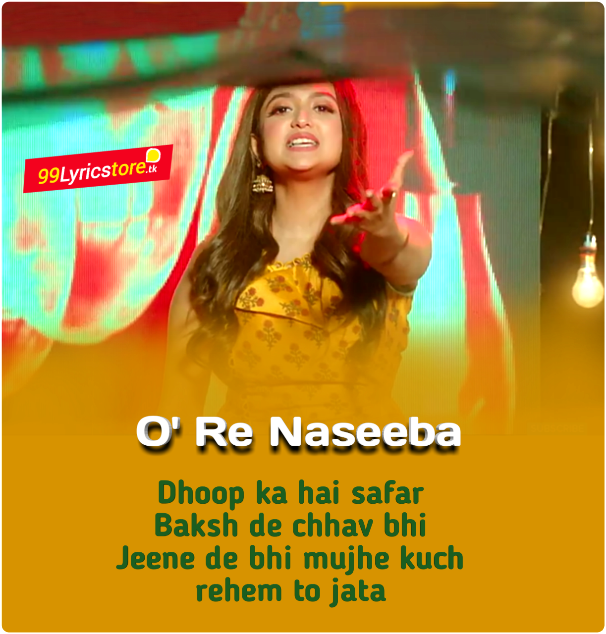 O' re Naseeba Lyrics Monali Thakur, Monali Thakur o' re Naseeba song lyrics, O' re Naseeba song Monali Thakur images, Krishika Lulla O' Re Naseeba song lyrics, Krishika Lulla O'Re Naseeba Monali Thakur Song Lyrics, O' Re Naseeba Krishika Lulla Lyrics,