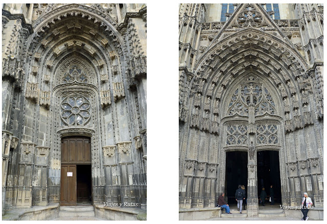 Catedral de Saint Gatien, Tours