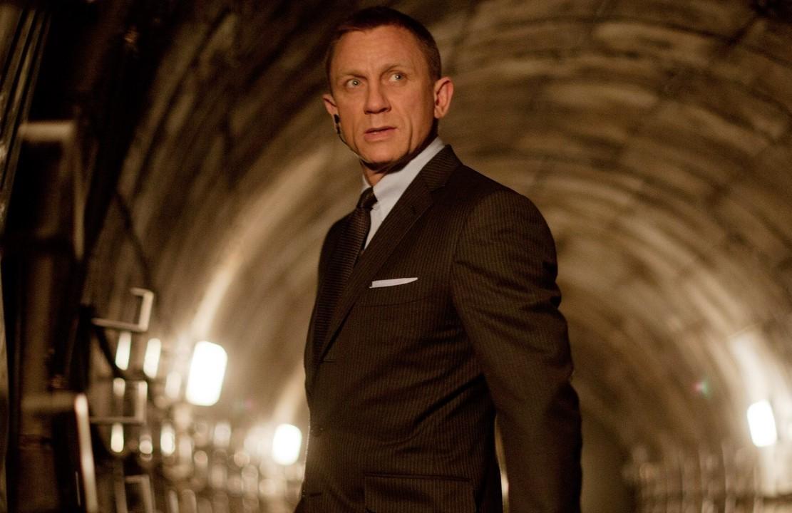 Novo filme de 007 ganha data de lançamento!