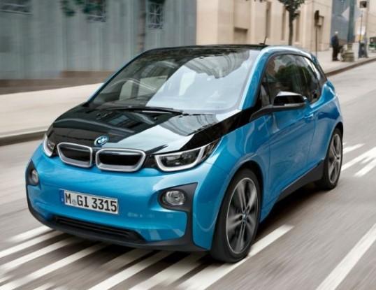 2017 BMW i3 94 ah w/range Extender Release Date