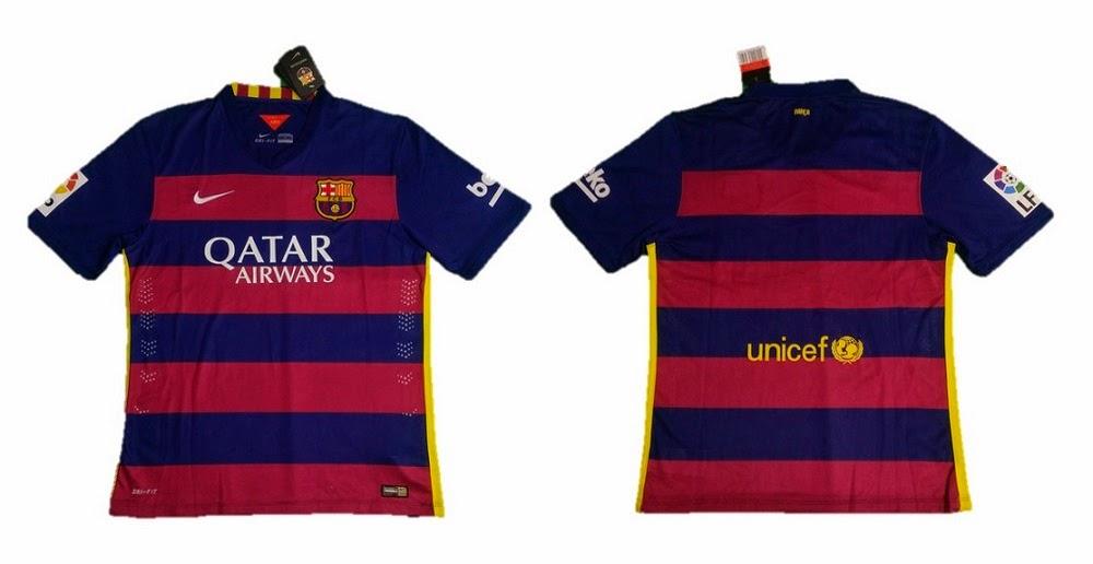 Site chinês já vende camisa do Barcelona que Nike ainda não lançou ~  FutGestão f7619b5024d87