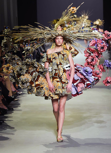 Stylecurated Van Gogh Girls Viktor & Rolf Haute Couture