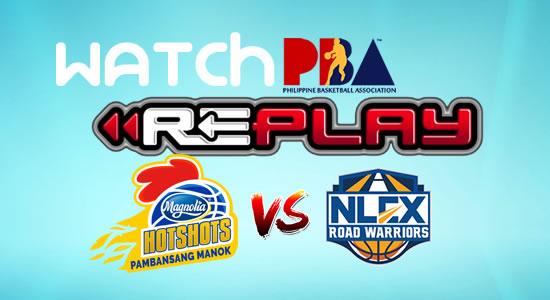 Video List: Magnolia vs NLEX game replay January 14, 2018 PBA Philippine Cup