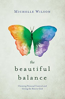 Heidi Reads... The Beautiful Balance by Michelle Wilson