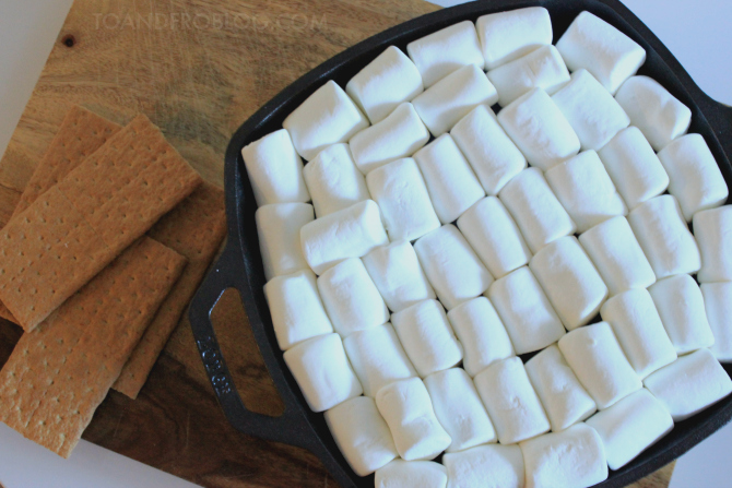 To & Fro: S'mores Indoors
