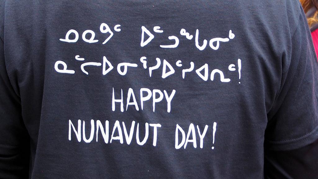 Nunavut Day Celebration Images