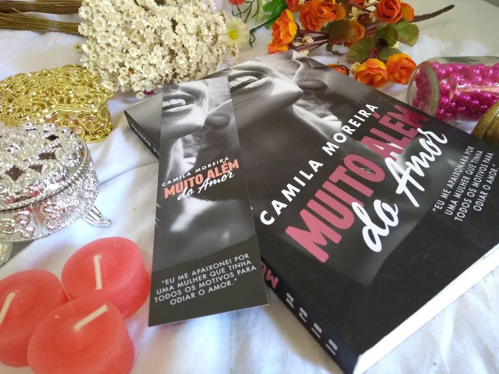 MUITO ALÉM DO AMOR - CAMILA MOREIRA