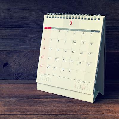 Calendario fiscal 2018: noviembre