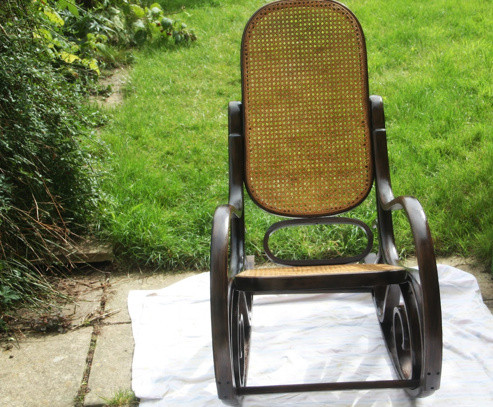 Superb A Quirky Lifestyle Summer Projects Diy Antique Chair Machost Co Dining Chair Design Ideas Machostcouk