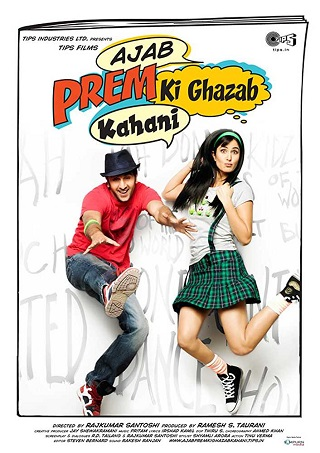 Ajab Prem Ki Ghazab Kahani 2009 Hindi 1.2GB BluRay 720p