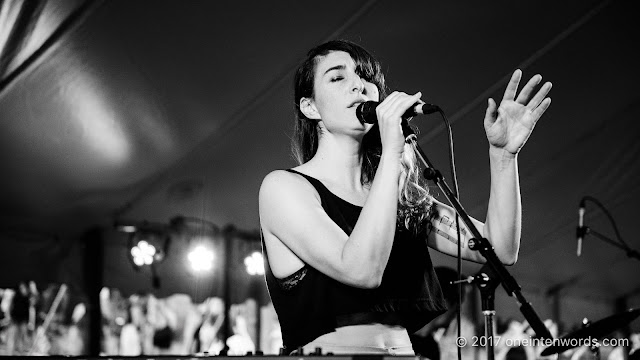Hannah Georgas at Riverfest Elora 2017 at Bissell Park on August 20, 2017 Photo by John at One In Ten Words oneintenwords.com toronto indie alternative live music blog concert photography pictures