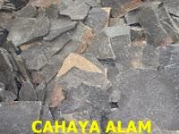 Eksotis Maksimal Lantai Batu Alam