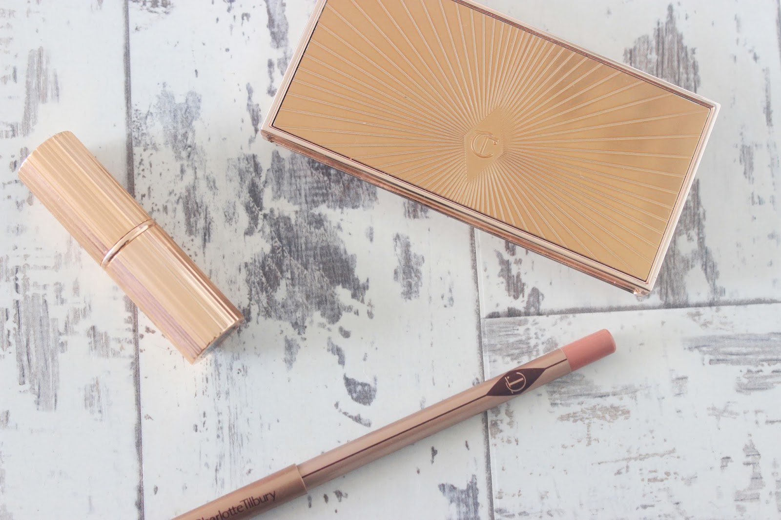Charlotte Tilbury, Bronze and Glow, Bond Girl, Pillow Talk