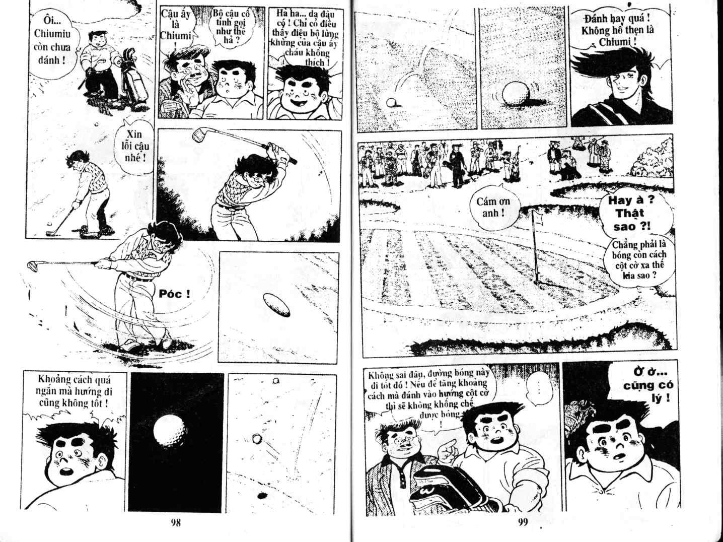 Ashita Tenki ni Naare chapter 3 trang 48