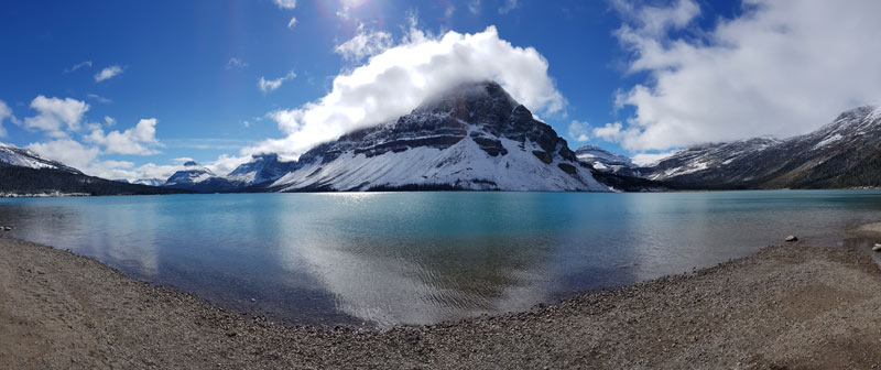 Bow Lake Banff National Park