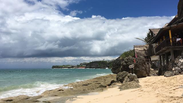 bingin beach bali indonesie
