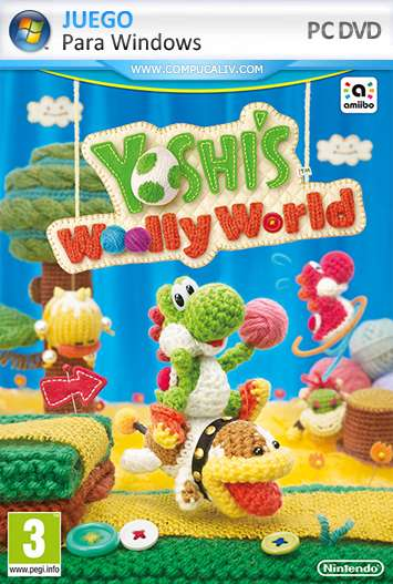 Yoshis Woolly World PC Emulado Full Español