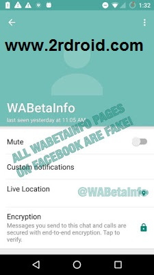 التطبيق الرسمى واتس اب يعلن عن مجموعة من المميزات الجديدة لتطبيقة