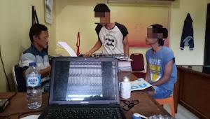 Dua Pelaku Penikaman Warga Desa Sungai Alai Serahkan Diri ke Polres Tebo