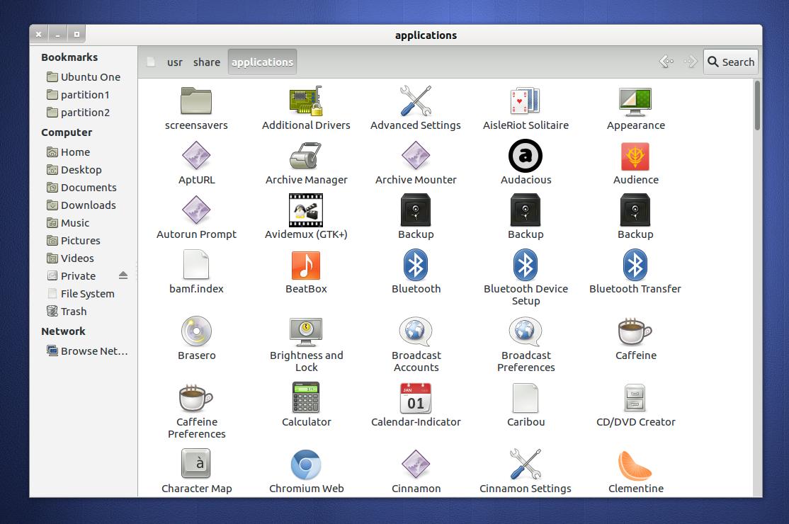 Gnome 4: Web Upd8: Ubuntu / Linux Blog