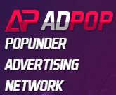 AdPop popunder advertising network