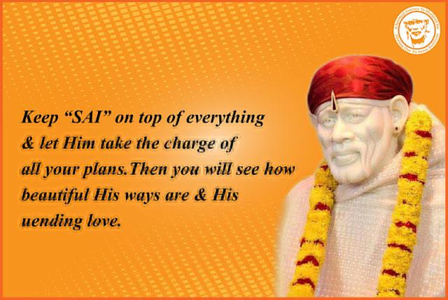 A Couple of Sai Baba Experiences Part 1674