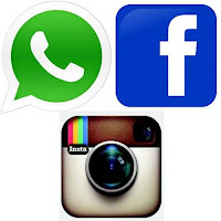 WhatsApp, Facebook e Instagram